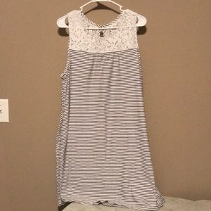 Tank swing dress